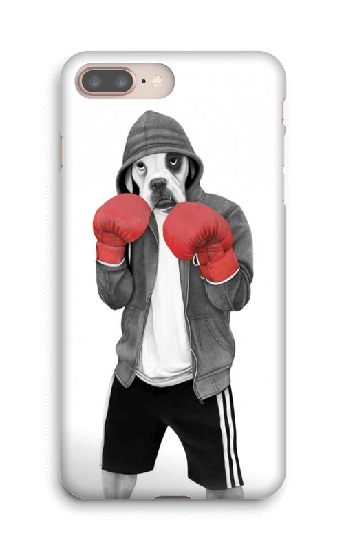 Street boxer skal IPhone 8 Plus