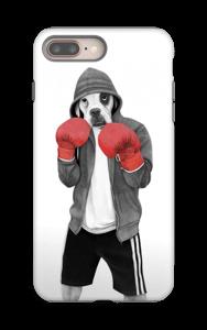 Street boxer kuoret IPhone 8 Plus tough