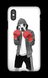 Street boxer deksel IPhone X