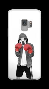 Straßenkämpfer Handyhülle Galaxy S9