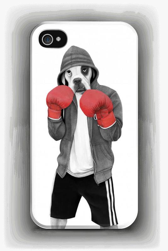 Street boxer skal IPhone 4/4s