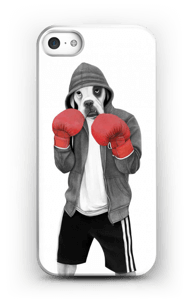 Street Boxer case IPhone 5/5S