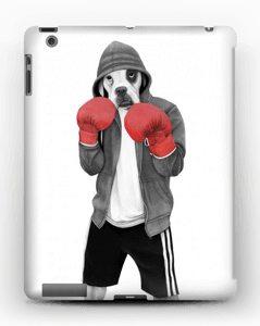 Street boxer skal IPad 4/3/2