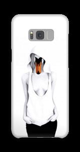 Swan lady skal Galaxy S8 Plus