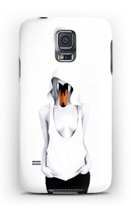 Swan lady skal Galaxy S5