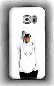 Swan lady skal Galaxy S6 Edge