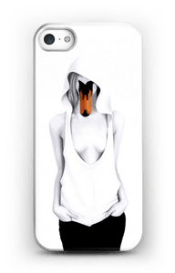 Swan Lady case IPhone SE
