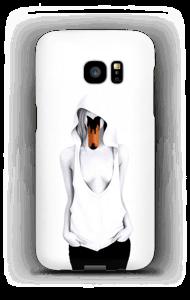 Swan lady skal Galaxy S7 Edge