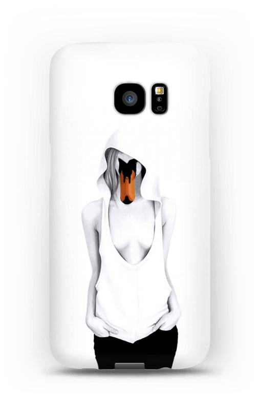 Swan lady skal Galaxy S7 Edge