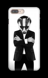 Blues Badger Coque  IPhone 8 Plus