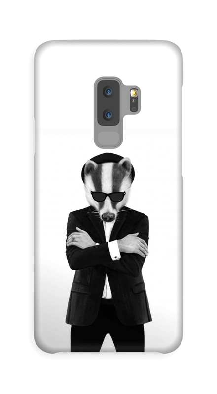 Blues badger skal Galaxy S9 Plus