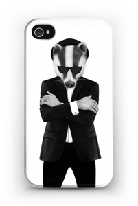 Blues badger skal IPhone 4/4s