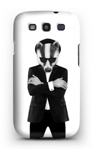 Blues badger skal Galaxy S3