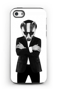 Blues badger skal IPhone 5/5s tough