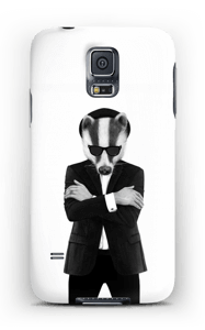Blues badger skal Galaxy S5
