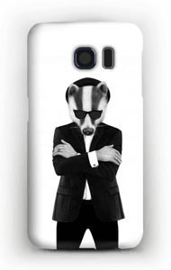 Blues Badger case Galaxy S6
