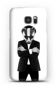 Blues Badger case Galaxy S7