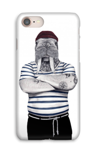 Ross the sailor cover IPhone 8