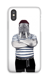 Ross the sailor case IPhone X