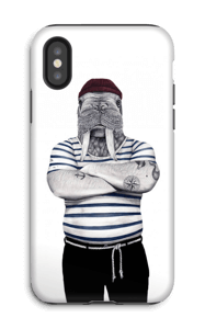 Ross the sailor skal IPhone X tough