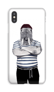 Ross the sailor deksel IPhone XS Max