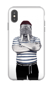 Ross the sailor Coque  IPhone XS Max tough