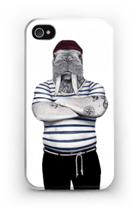 Ross the sailor deksel IPhone 4/4s