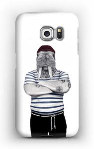 Ross the sailor skal Galaxy S6 Edge