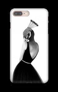 Påfugl deksel IPhone 8 Plus