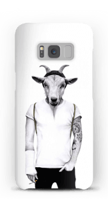 Hipster goat skal Galaxy S8