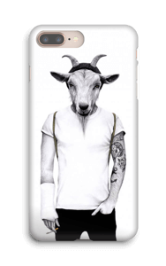Hipster goat skal IPhone 8 Plus