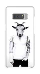 Hipster goat skal Galaxy Note8