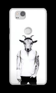 Hipster goat skal Pixel 2