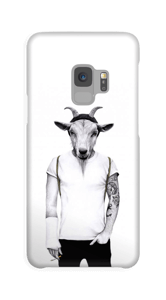 Hipster goat skal Galaxy S9