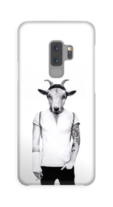 Hipster goat skal Galaxy S9 Plus