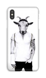 Hipster goat skal IPhone XS Max