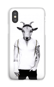 Hipster goat skal IPhone XS
