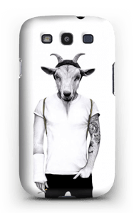 Hipster goat skal Galaxy S3