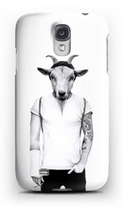 Hipster goat skal Galaxy S4