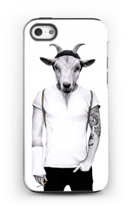 Hipster goat skal IPhone 5/5s tough