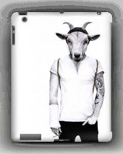 Hipster goat skal IPad 4/3/2