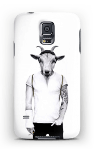 Hipster goat skal Galaxy S5