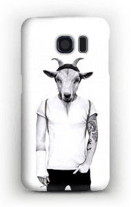 Hipster goat skal Galaxy S6