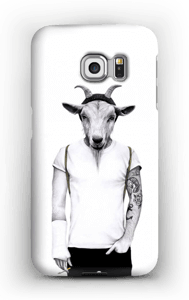 Hipster goat skal Galaxy S6 Edge