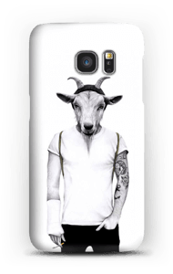 Hipster goat skal Galaxy S7