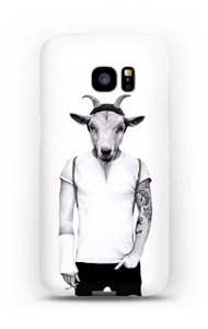 Hipster goat skal Galaxy S7 Edge