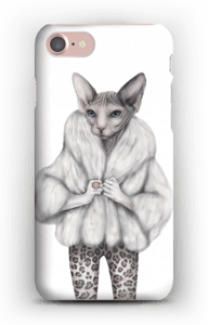 Little miss purr-fect deksel IPhone 7