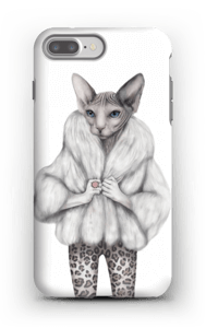 Little miss purr-fect skal IPhone 7 Plus tough