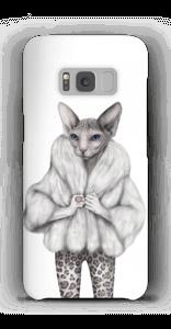 Little miss purr-fect skal Galaxy S8