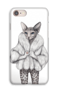 Little miss purr-fect cover IPhone 8